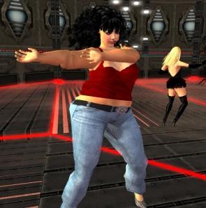 Close Encounter Party Fia Dancing_001